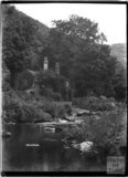 Riverside cottage, Rockford near Lynton, Exmoor, Devon, c.1920s