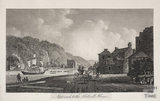 Approach to the Hotwell House, Bristol, 1792