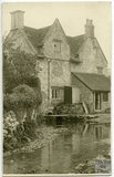 Old Ford Farm, Oldford, near Luccombe c.1920s