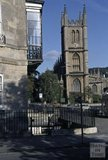St Mary's Church, Bathwick, 1979
