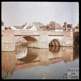 King John Bridge, Tewkesbury Gloucester, c.1937