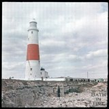 Portland Lighthouse, Dorset, c.1937