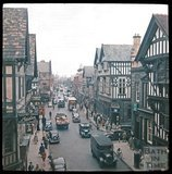 Foregate, Chester, c.1937