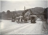 Trams near Bathford, c.1920s