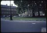 The Circus, Bath, looking towards Gay Street, 1965
