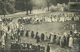 Bath Historical Pageant, July 1909 Episode 5: Visit of Queen Elizabeth to Bath in AD 1590