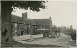 The Rose & Crown Inn at Keevil, Wiltshire. C.1920s