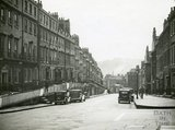 Lansdown Road from the turning into Montpelier, Julian Road, Bath, 1941