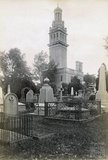 Beckford's Tower and Lansdown Cemetery c.1890