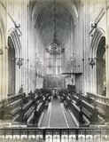 The Aisle, Bath Abbey c.1890s