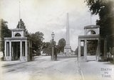 Entrance to Royal Victoria Park, Bath c.1890
