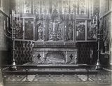 St Mary's Church Reredos, Bathwick, c.1890
