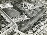 c.1930 Arial View of St. James' Cemetery and Railway