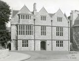 Abbey Church House after restoration, c.1950s?