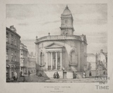 St. Michael's Church, Bath c.1833