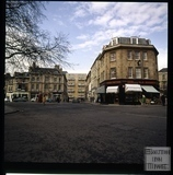 Snowdon. Kingsmead Square, Bath 1972