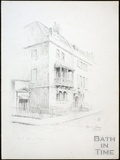 1, Rivers Street, Bath c.1930