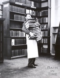 Moving the Reference Library, Bath 1964