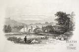 The Dundas Aqueduct, Claverton near Bath