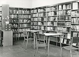 Moorland Road Branch Library, 1962