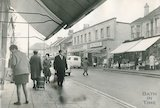 Local shoppers at Moorland Road, Oldfield Park, c.1968