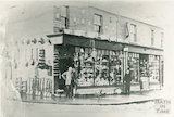 Picken's Bazaar, Moorland Road, c.1900