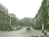 Bennett Street looking towards Assembly Rooms, c.1940?