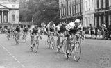 The Milk Race in Bath, 27 May 1975