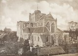 Romsey Abbey unknown