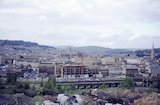 View of Bath From below Beechen Cliff, c.1971