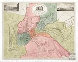 A New and Correct Plan of the City of Bath 1817