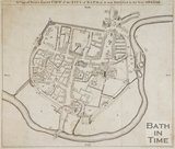 Doctor Jones's View of the City of Bath 1572