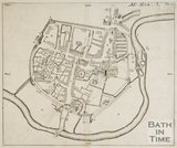 Doctor Jones's View of the City of Bath 1634