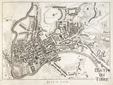 Plan of Bath 1800