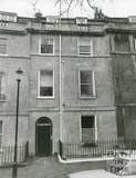 13 Widcombe Crescent, Bath, 22nd, February 1982