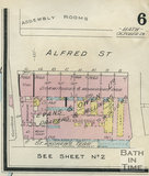 1902 Page 6a Goad Insurance Map of Bath