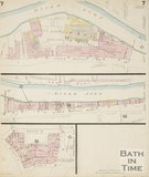 Page 7 Goad Insurance Map of Bath 1902