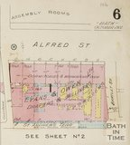 1924 Page 6a Goad Insurance Map of Bath