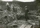 Excavations of The Wansdyke at Odd Down, Bath - By Albany F. Major, 1923