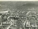 Aerial view of Bath c.1940