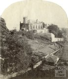 View of All Saints' Church, Lansdown, Bath c.1880