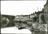 Bridge Place, Avon Cottages and St. James's Bridge, Dolemeads 1853/57