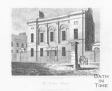 The Rector's House, Bath, 1818