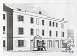 Theatre Royal, Old Orchard Street, Bath, 1804