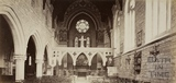Interior, St. John the Baptist Church, Bathwick, Bath c.1870