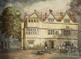 Hetling House, 24 & 25, Westgate Buildings, Bath in Elizabethan times