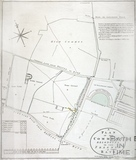 A Plan of the Commons belonging to the Freemen of Bath