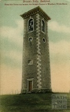 Postcard view of Brown's Folly, Bathford c.1905