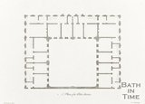 A Plan of the Attic Stories of the Pump Room and Kings Bath c.1781