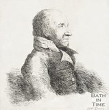 Pen Sketch Col. Barry May 29th 1817